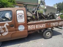 Reboque de moto para o RJ ou cidade próxima