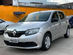 Renault Sandero 2016 1.0 muito novo