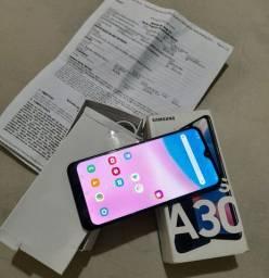 Samsung A30s 64gb troco por notebook