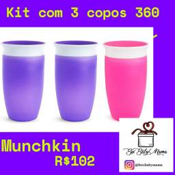 Kit de copos 360