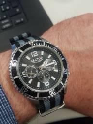 Relógio Sector No Limits Original maquinário suíço