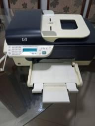 Impressora multifuncional HP Office Jet J4660 All in One