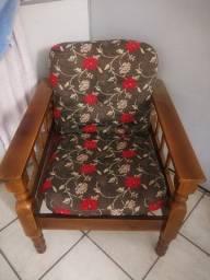 Vendo sofá estilo rústico