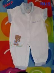 Macaquinho infantil 6 meses