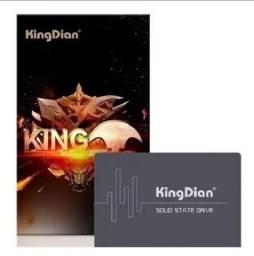 SSD 240gb KingDian na caixa