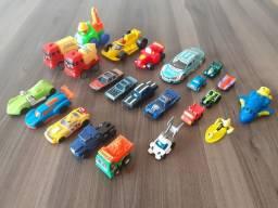 Lote brinquedos menino