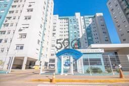 Apartamento com 2 dormitórios à venda, 53 m² por R$ 230.000 - Passo do Feijó - Alvorada/RS