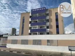 Apartamento com 3 dormitórios para alugar, 82 m² por R$ 1.700/mês - Santa Mônica - Feira d
