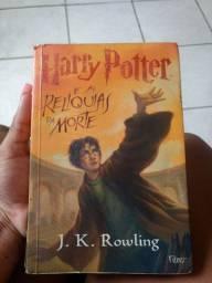 Livro Harry Potter