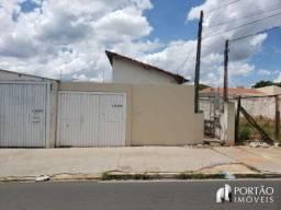 Casa para alugar com 2 dormitórios em Jd. cruzeiro do sul, Bauru cod:4550
