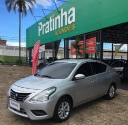 Nissan Versa SL 1.6 Manual Ideal p/ Aplicativos Baixo Km 49.508 Completo !!!