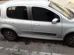 Vendo Fiat UNO sporting 1.4 5 portas cinza na Zona Oeste - Capital