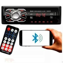 Som Automotivo Knup Kp-c28bh Com Usb, Bluetooth E Leitor De Cartão