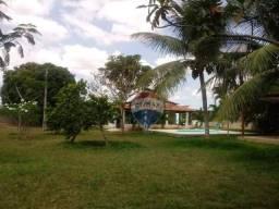 Chácara com 4 dormitórios à venda, 5300 m² - Loteamento Canaã - Macaíba/Rio Grande do Nort