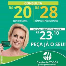 Cartão de todos O maior cartão de desconto do brasil