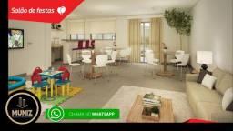 RS Seu 2 quartos com Entrada Facilitada em 60x em Maranguape 1 Garanta o Seu!