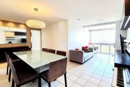 Apartamento no Jóquei 115m² com 03 suítes, Lazer (MKT)TR63423