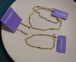 Conjuntos Baummer semi jóias