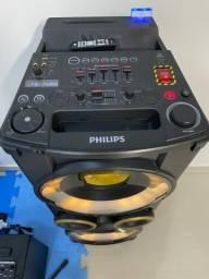 Aparelho torre caixa de som Philips NX5