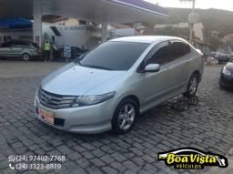 Honda City 1.6 Completo GNV Automático
