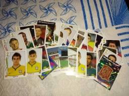 Figurinhas Futebol Copa do Mundo Brasileiro Panini