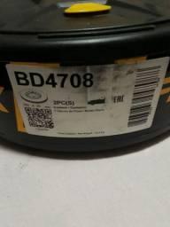 Disco de freio BD4708
