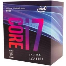 Vendo kit  i7 8700 + h310 hg4