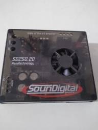 Vendo dois módulos de som