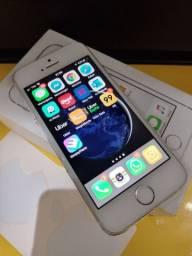 Iphone 5s 16g semi novo