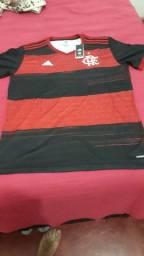Camisa Flamengo masculina e feminina