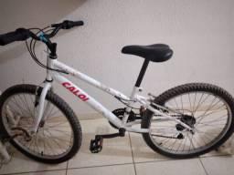 Bicicleta Caloi aro24