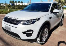Land Rover Discovery Sport SE 2.0 4x4 5 Lug. Diesel Aut. Branca