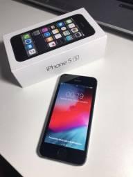IPhone 5S 32GB - Versão Cinza Espacial (Muito bom)