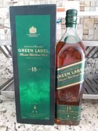 Whisky Johnnie Walker Green Label * R A R O !