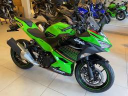 Kawasaki ninja 400 KRT 20/20 0KM