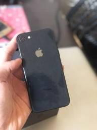 iPhone 8 preto completo original não liga
