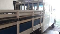 Toyota bandeirante cabine dupla 96