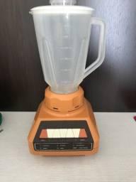 Liquidificador antigo Walita 5 velocidades