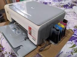Impressora com bulk