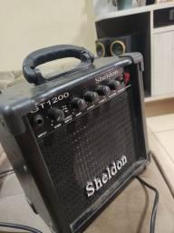 Guitarra SG Shelter Detroit+ Amplificador