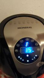 Air Fryer Mondial Family Inox Digital Touch<br>