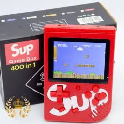 Video Game Portátil SUP (400 jogos + Cabo Av!)