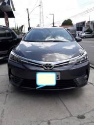 Toyota Corolla GLI 1.8 Automático 2018 Câmbio CVT