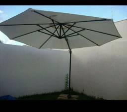 Vendendo ombrelone semi-novo