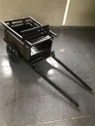 Carroça para mini -ponei - Americana SP