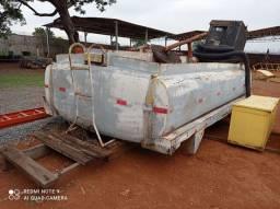 Tanque de 8 mil litros p caminhão toco