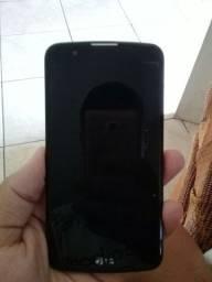 LG K10 semi-novo 300 reais