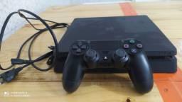 PS4 SLIM e mais 5JOGOS