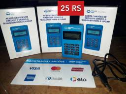 Maquininhas de Cartão do Mercado Pago (Leia o anúncio antes de entrar em contato)