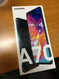 A70 top na caixa 128GB/6 de RAM com nota fiscal (aceito cartão)
